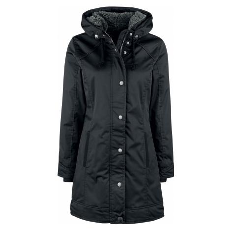 Brandit - Luca Girls Parka - Girls winter jacket - black