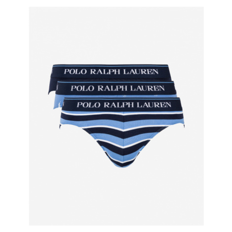 Polo Ralph Lauren Slips 3 Piece Blue