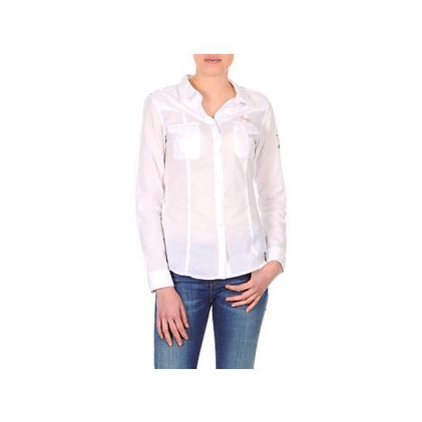 School Rag CANE women's Shirt in White