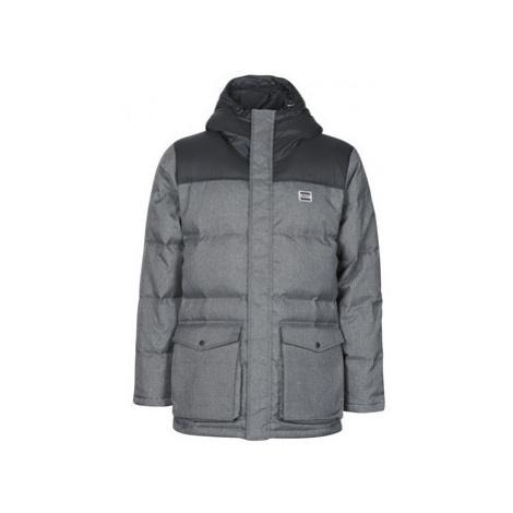 Levis DOWN PUFFER PARKA men's Jacket in Grey Levi´s