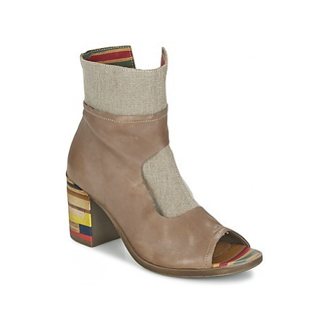 Papucei ELISA women's Low Boots in Brown
