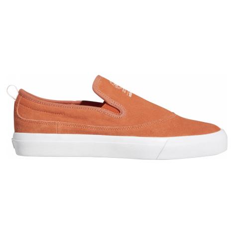 adidas Originals Matchcourt Slip On Orange