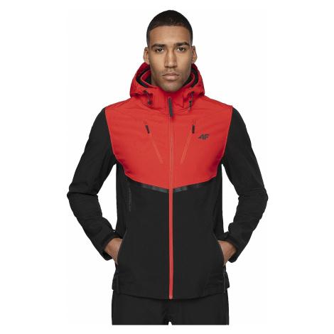 jacket 4F H4Z19-SFM003 - 62S/Red - men´s