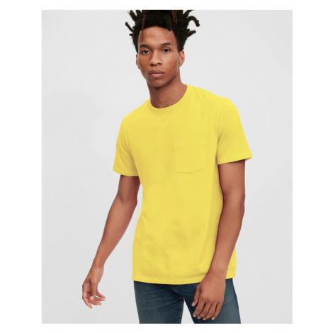 GAP T-shirt Yellow