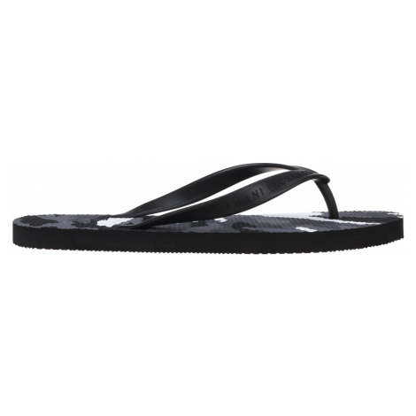 Armani Exchange Flip-flops Black
