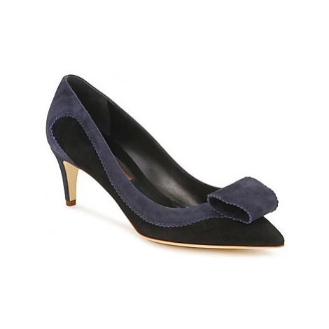 Rupert Sanderson BESSIE women's Court Shoes in Blue