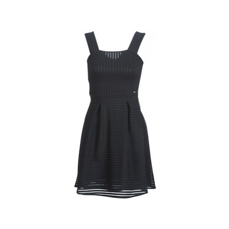 Armani Exchange HELBIDA women's Dress in Black
