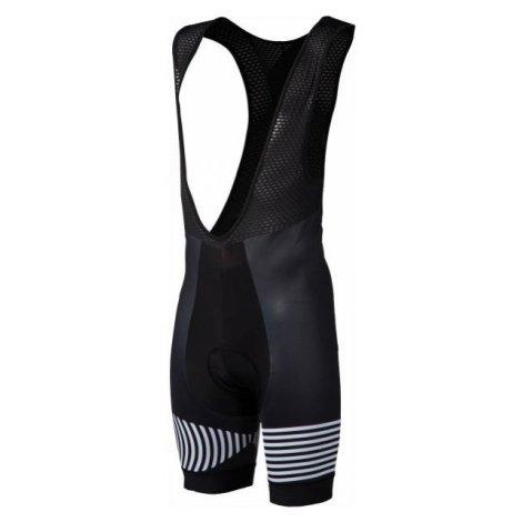 Rosti EYE white - Men's cycling bib shorts