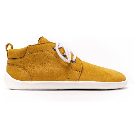 Barefoot Shoes - Be Lenka All-year - Icon - Mustard & White 47