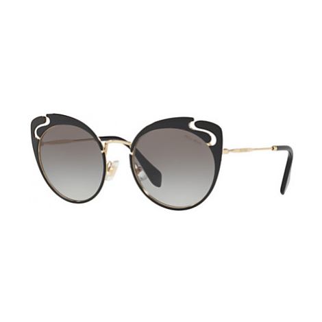 Miu Miu MU 57TS Women's Cat's Eye Sunglasses