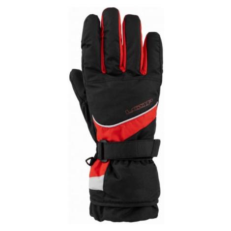 Loap ROBERT red - Men's gloves