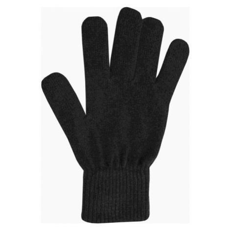 Willard JAYA black - Knitted gloves