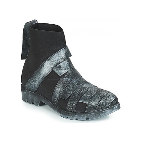 Papucei CRONOS women's Mid Boots in Black