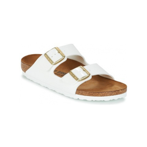 Birkenstock ARIZONA women's Mules / Casual Shoes in White