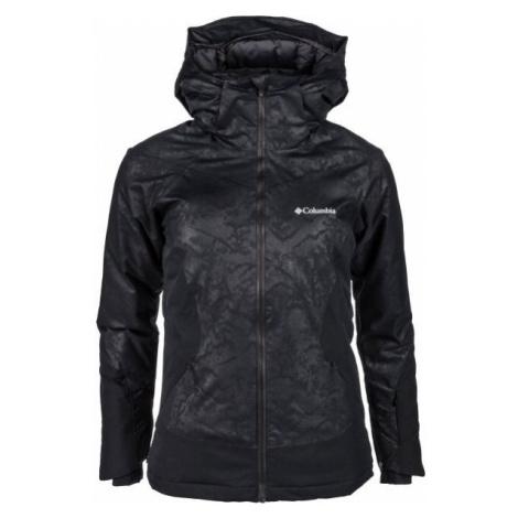 Columbia VELOCA VIXEN JACKET black - Women's winter jacket