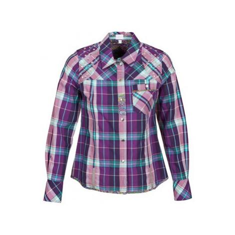 Alba Moda BLUSE women's Shirt in Purple