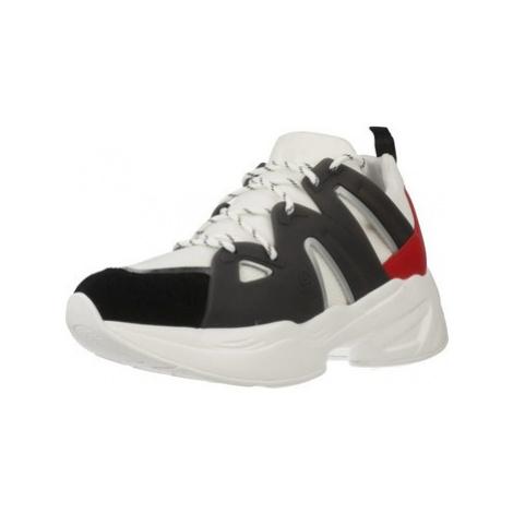 Liu Jo SOCK SNEA women's Shoes (Trainers) in Black