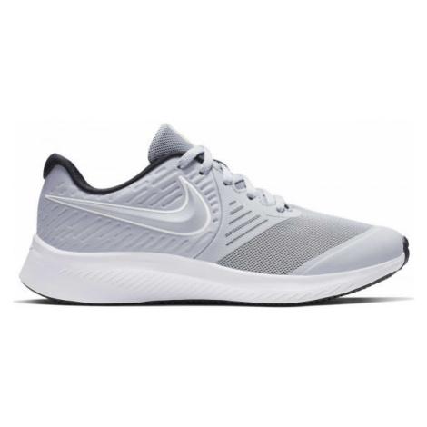 Nike STAR RUNNER 2 GS gray - Kids' running shoes