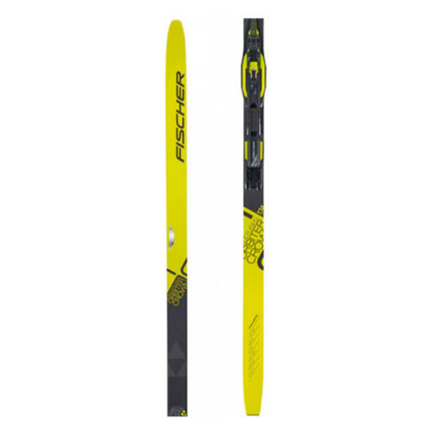 Fischer ORBITER + CONTROL IFP - Classic style nordic skis with uphill travel support.
