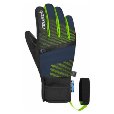 Reusch THEO R-TEX XT JR black - Junior ski gloves