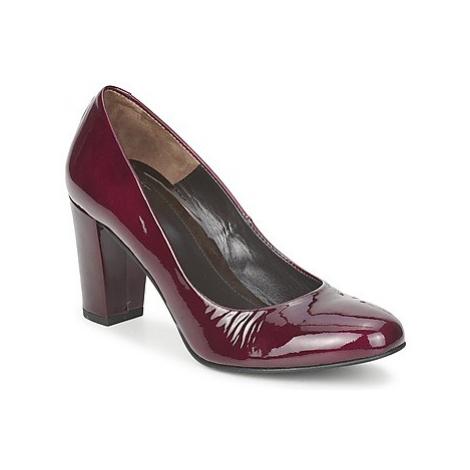 Perlato DELIO women's Court Shoes in Red
