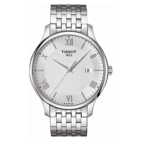 Mens Tissot Tradition Watch T0636101103800