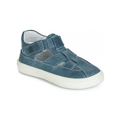 Citrouille et Compagnie JOUPITOU boys's Children's Sandals in Blue