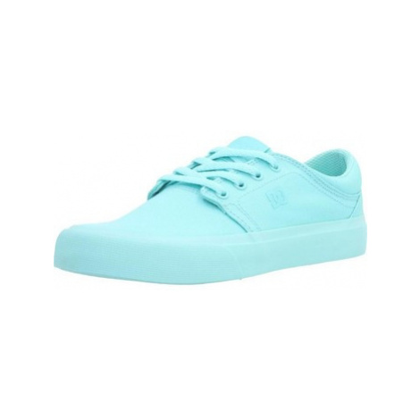 DC Shoes TRASE TX J women's Shoes (Trainers) in Green
