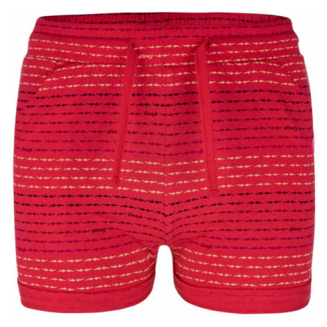 Loap BARIA red - Kid's shorts