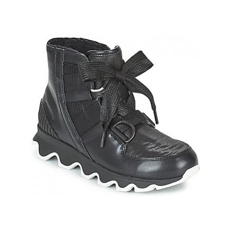 Sorel KINETIC SHORT LACE women's Snow boots in Black