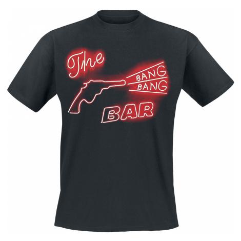 Twin Peaks - The Bang Bang Bar - T-Shirt - black
