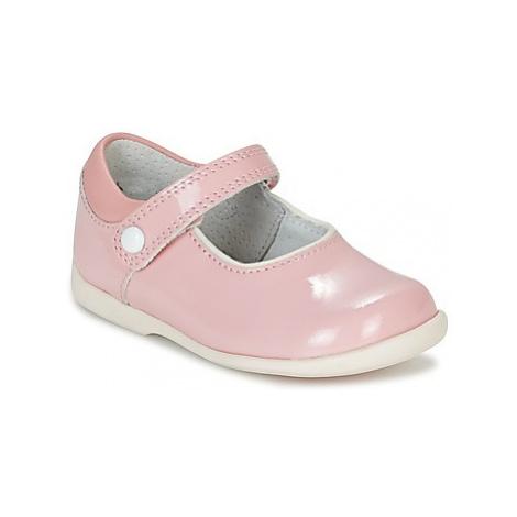 Start Rite NANCY girls's Children's Shoes (Pumps / Ballerinas) in Pink
