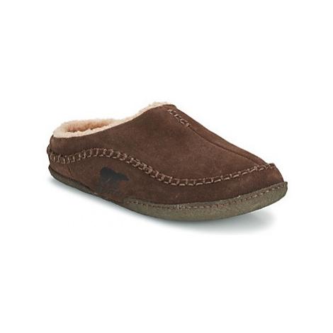 Sorel FALCONRIDGE men's Slippers in Brown