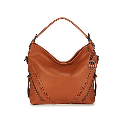 Moony Mood LEMMI women's Shoulder Bag in Brown