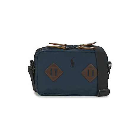 Polo Ralph Lauren LW MNTN XBDY-CROSSBODY-SYNTHETIC men's Pouch in Blue