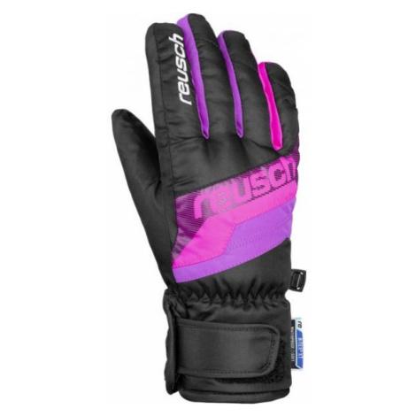 Reusch DARIO R-TEX XT JUNIOR pink - Ski gloves