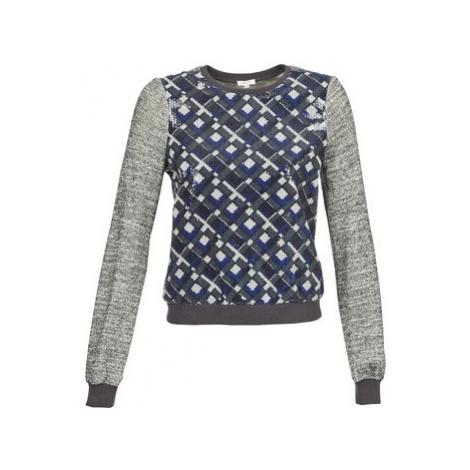 Manoush MOSAIQUE women's Sweatshirt in Grey