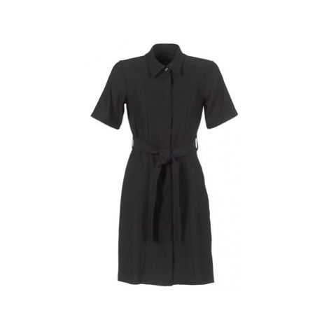 G-Star Raw BRISTUM DC SHIRT DRESS women's Dress in Black
