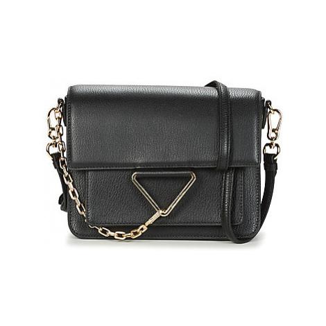 Karl Lagerfeld K/VEKTOR SHOULDERBAG women's Shoulder Bag in Black