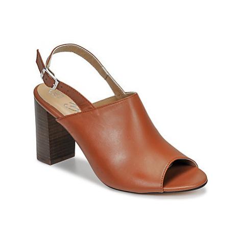 Betty London JIKOTEGE women's Sandals in Brown