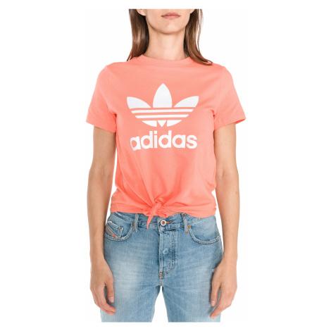 adidas Originals Trefoil T-shirt Orange