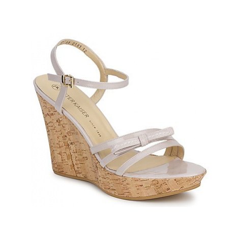 Peter Kaiser RUTH women's Sandals in Beige