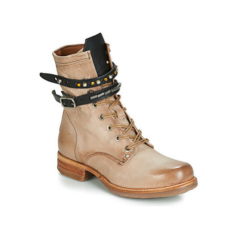 Airstep / A.S.98 SAINT 14 women's Mid Boots in Beige