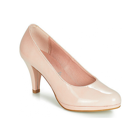 Dorking 7118 women's Court Shoes in Pink