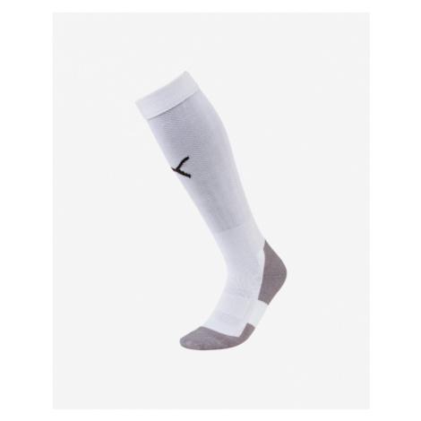 Puma Liga Socks White