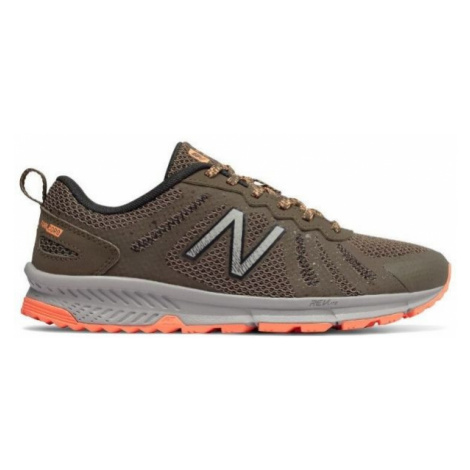 New Balance WT590RC4 dark green - Women's Running Shoes
