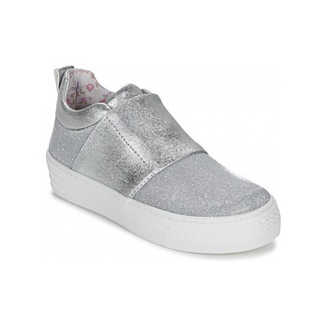 Primigi STARLET girls's Children's Slip-ons (Shoes) in Silver