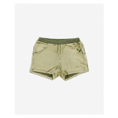 Diesel Kids Shorts Green Gold