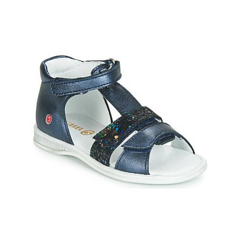 GBB NAVIZA girls's Children's Sandals in Blue