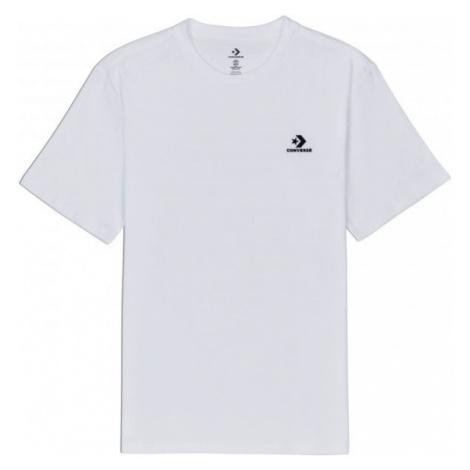 Converse LEFT CHEST SM STAR CHEVRON TEE - Men's T-shirt